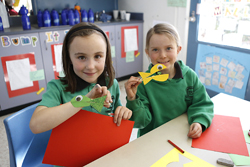 Years 1/2 puppets
